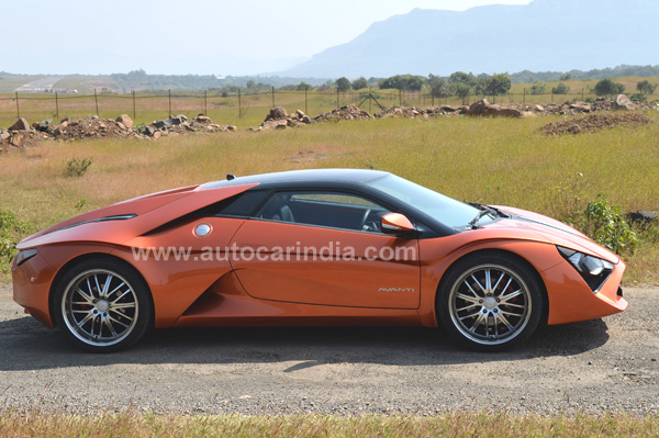 new car launches in early 2015DC Avanti to launch early 2015  Autocar India