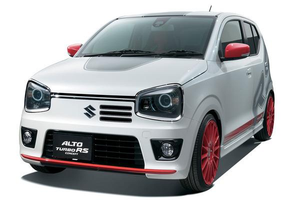 Suzuki Alto Rs Turbo Revealed Autocar India