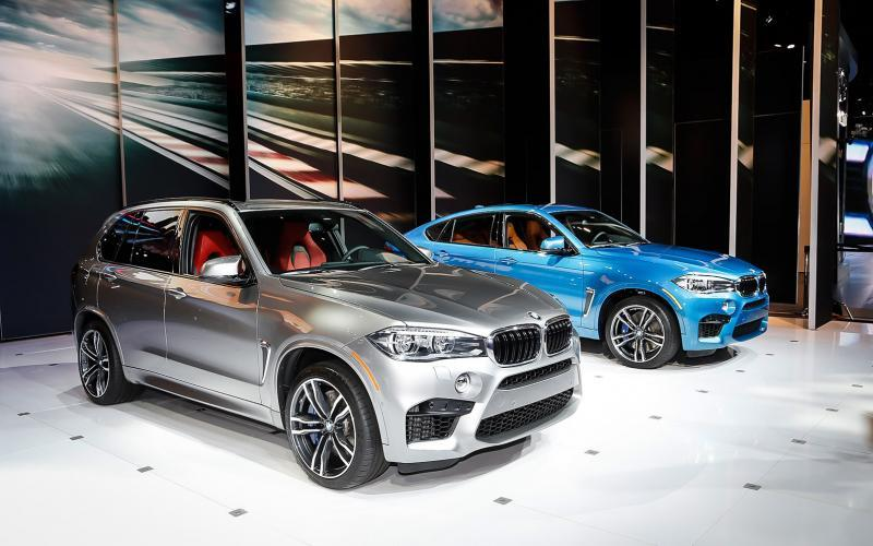 Bmw M2 X3 M X4 M Being Planned Autocar India