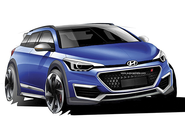 Hyundai I20 Cross Coming In March 2015 Autocar India