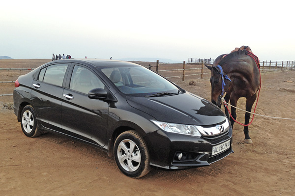 2014 Honda City Long Term Review First Review Autocar India