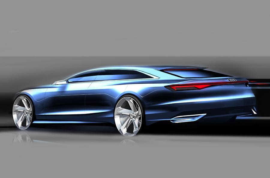 Audi Prologue Avant concept headed to Geneva - Autocar India