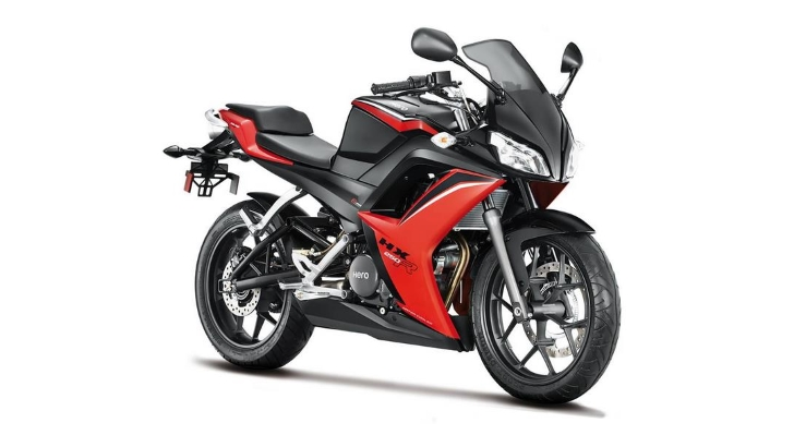 hero hxr dash scooter launch  autocar india