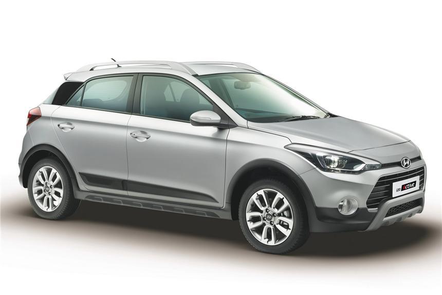 Hyundai i20 Active variants explained - Autocar India