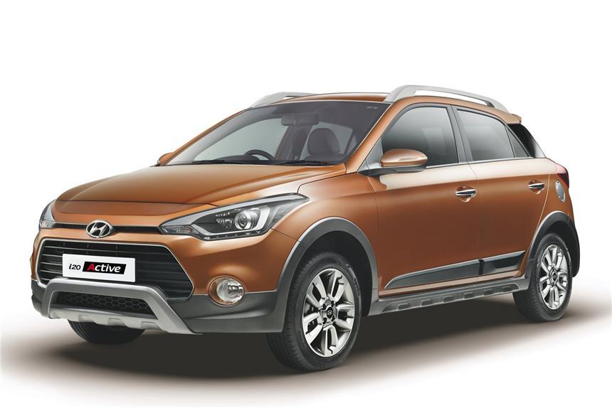 Hyundai I20 Active Launched At Rs 6 38 Lakh Autocar India