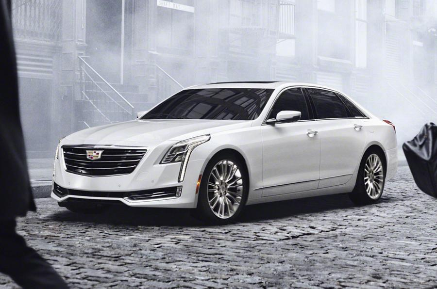 Cadillac Ct6 Revealed With Three Engine Options Autocar India
