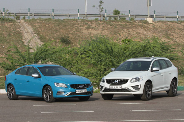 Volvo Xc60 S60 Drive E Review Test Drive Autocar India