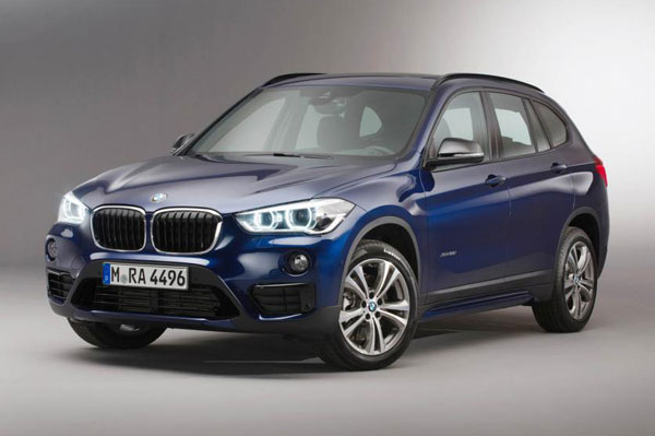 2016 bmw x1 revealed autocar india. Black Bedroom Furniture Sets. Home Design Ideas