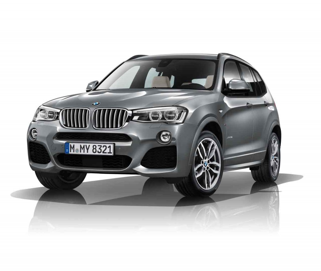 BMW X3 M Sport Launched At Rs 59.9 Lakh