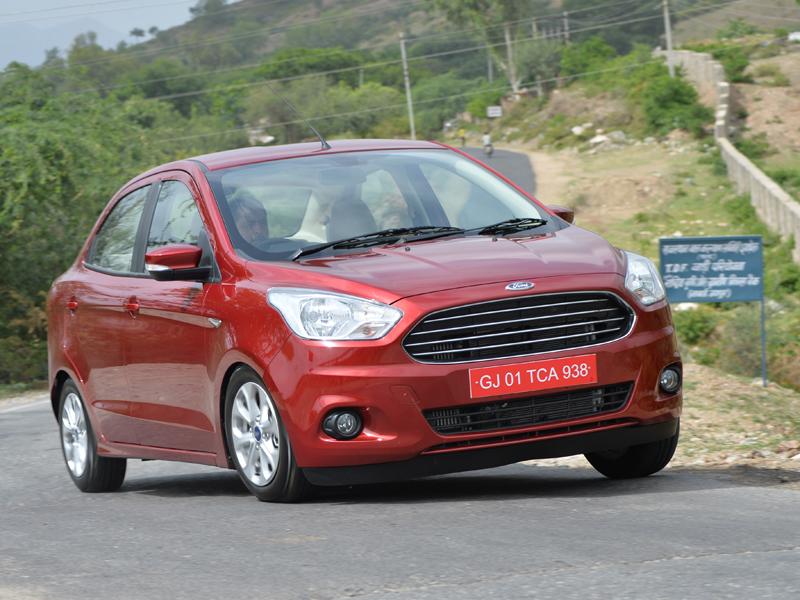 Ford Figo Aspire review, test drive - Autocar India