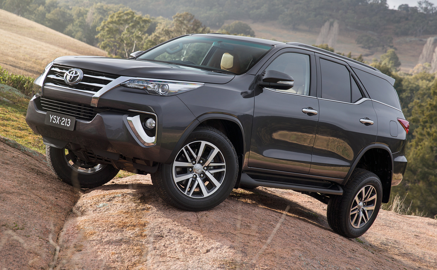 New Toyota Fortuner Officially Unveiled Autocar India
