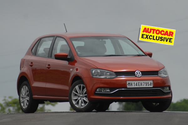 volkswagen to hike polo prices on aug 1 autocar india. Black Bedroom Furniture Sets. Home Design Ideas
