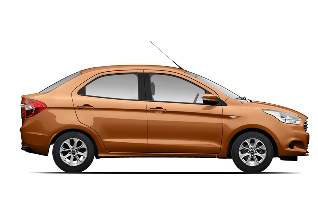Ford Figo Aspire launch on August 12 - Autocar India