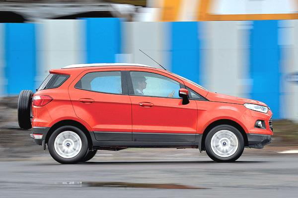 made in india ford ecosport sells 2 00 000 units worldwide autocar india. Black Bedroom Furniture Sets. Home Design Ideas