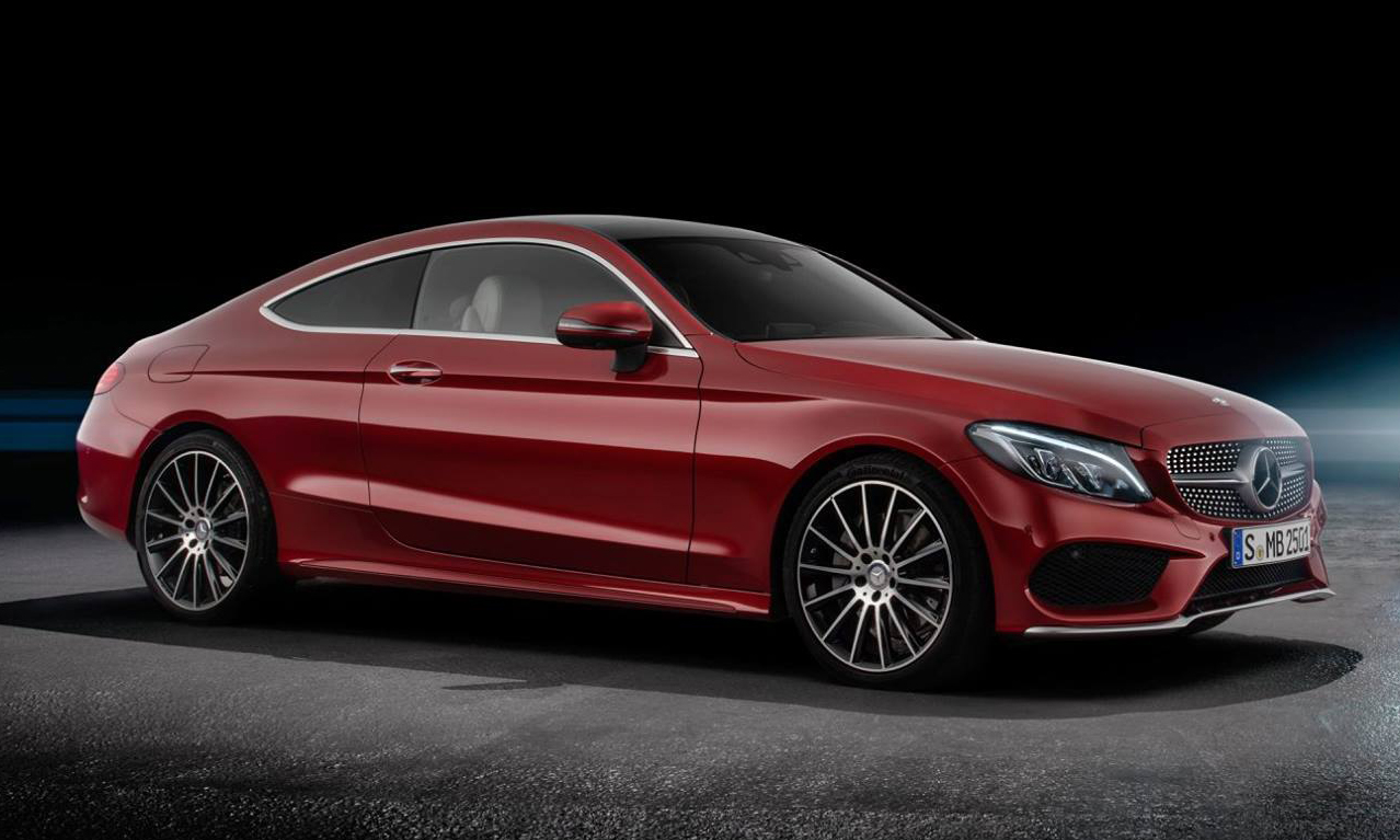 mercedes amg c 63 coup revealed autocar india. Black Bedroom Furniture Sets. Home Design Ideas
