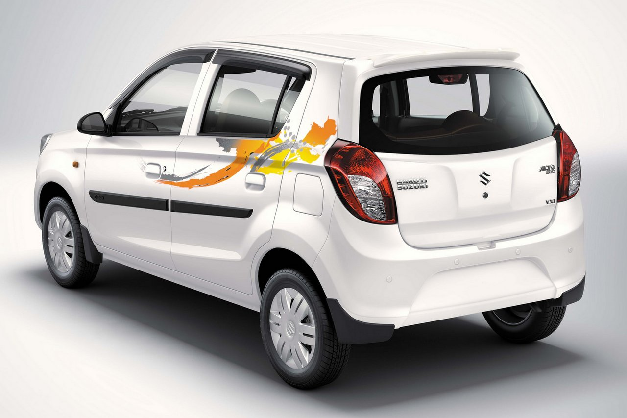 Design Your Own Home India Maruti Alto 800 Onam Edition Launched Autocar India