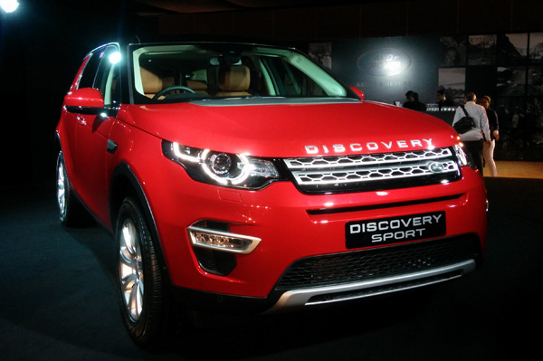 land rover discovery sport launched at 46 1 lakh autocar india. Black Bedroom Furniture Sets. Home Design Ideas