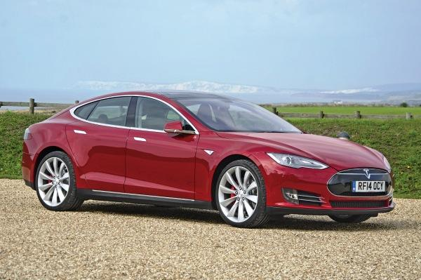 Brilliant Tesla Model S Gets New Autopilot Mode  Autocar India
