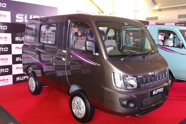 Mahindra Supro Van launched at Rs 4.38 lakh - Autocar India