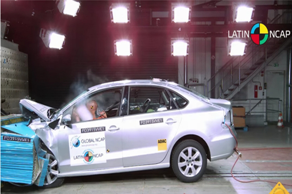Volkswagen Vento Scores Top Safety Rating In Latin Ncap