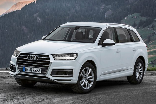 New Audi Q Launched At Rs Lakh Autocar India - How much is an audi q7