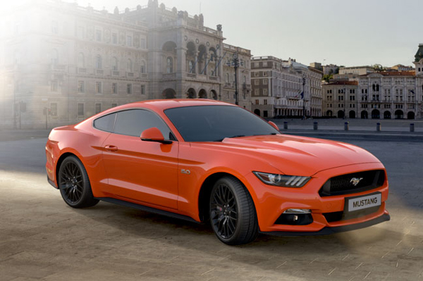 Ford Mustang to make India debut at Auto Expo 2020 ...