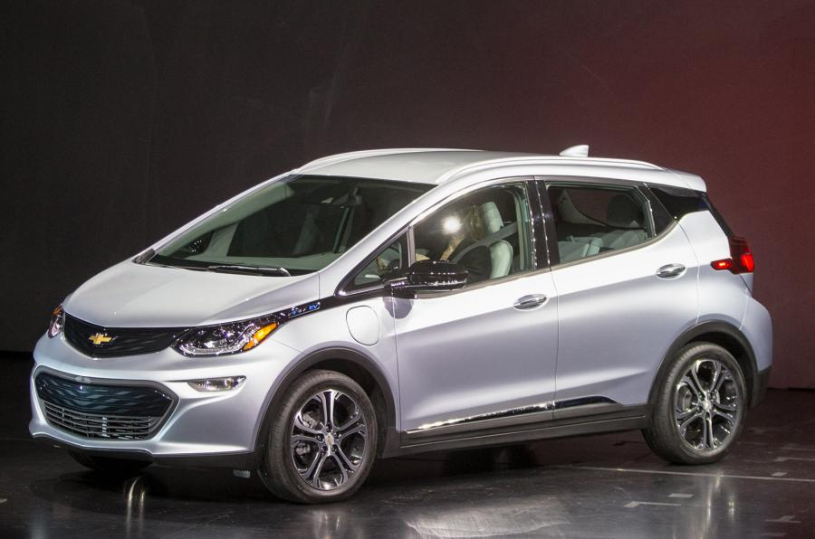 Production Chevrolet Bolt Unveiled At Ces 2016 Autocar India