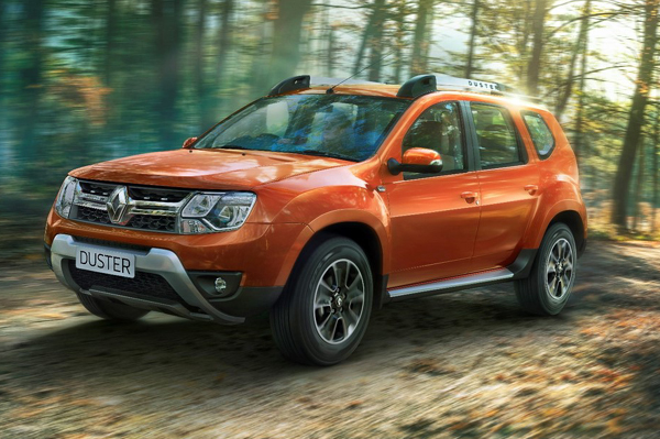 renault duster easy r amt launch next month autocar india. Black Bedroom Furniture Sets. Home Design Ideas