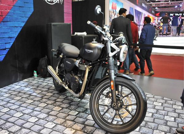 Triumph Bonneville Street Twin launched at Rs 6.9 lakh