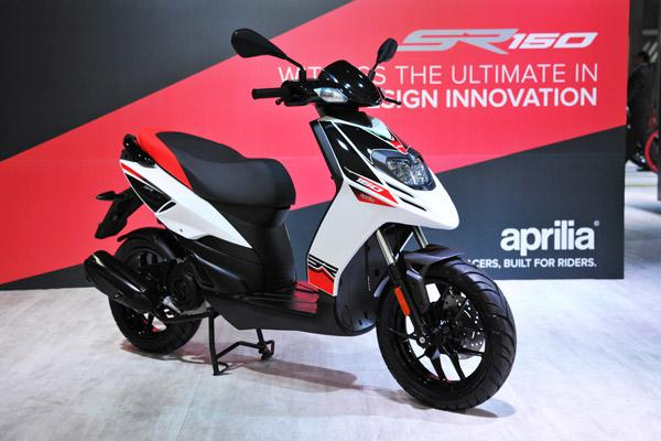 Aprilia to be Piaggio's next addition to the premium scooter segment - Autocar India