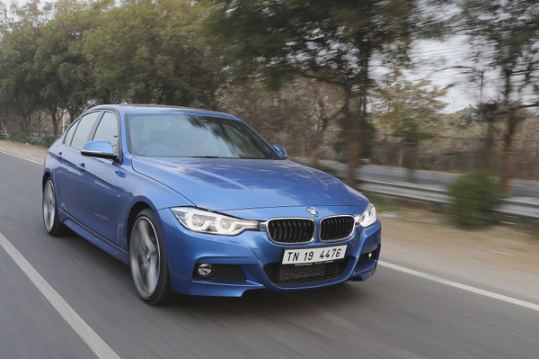 2016 Bmw 3 Series Review Test Drive Autocar India