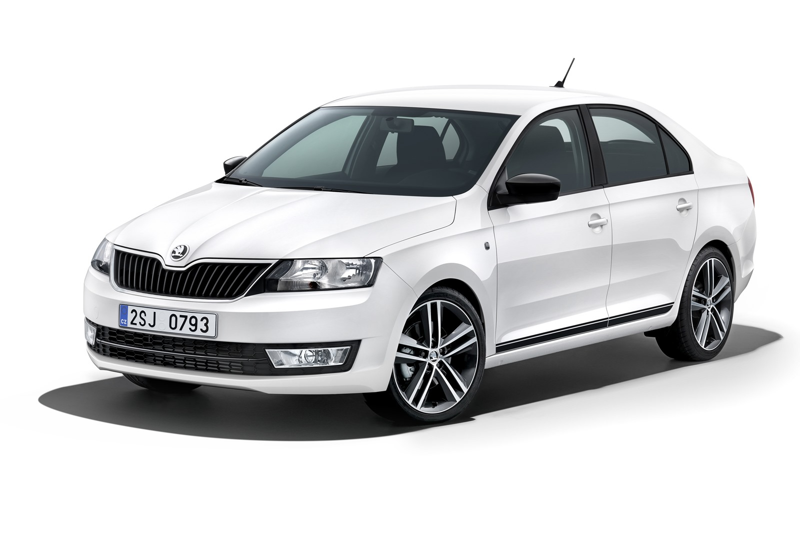 skoda rapid facelift coming by diwali autocar india. Black Bedroom Furniture Sets. Home Design Ideas