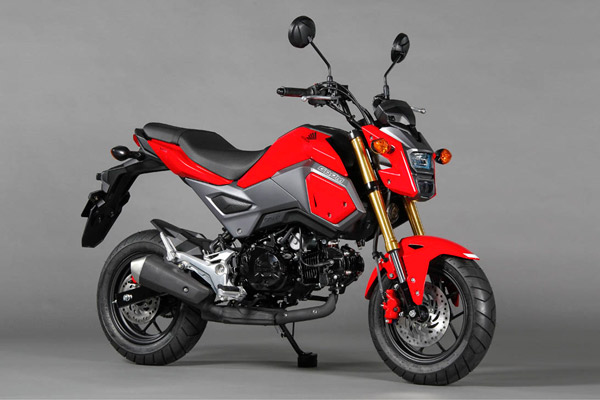 Honda Grom Review >> Honda to show 21 models at upcoming Japanese motorcycle shows - Autocar India