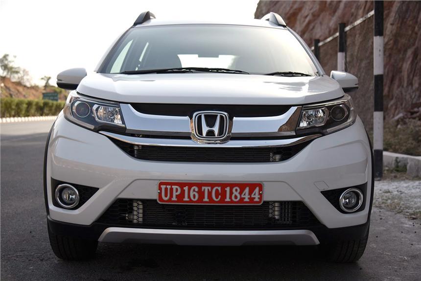 Honda Br V Price Variant Details Revealed Autocar India