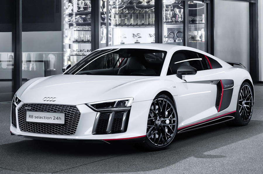 Ford Extended Warranty >> Audi R8 V10 Plus Selection 24h revealed - Autocar India