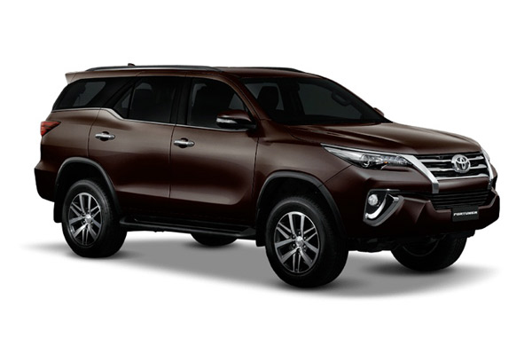 New Toyota Fortuner: 5 things to know - Autocar India