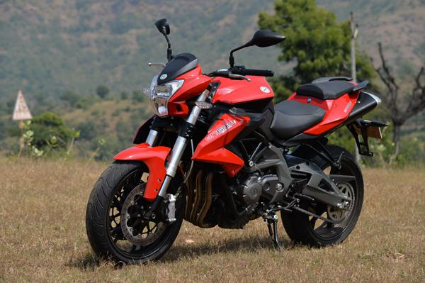 DSK Benelli TNT 600i ABS Launched At Rs 5.73 Lakh