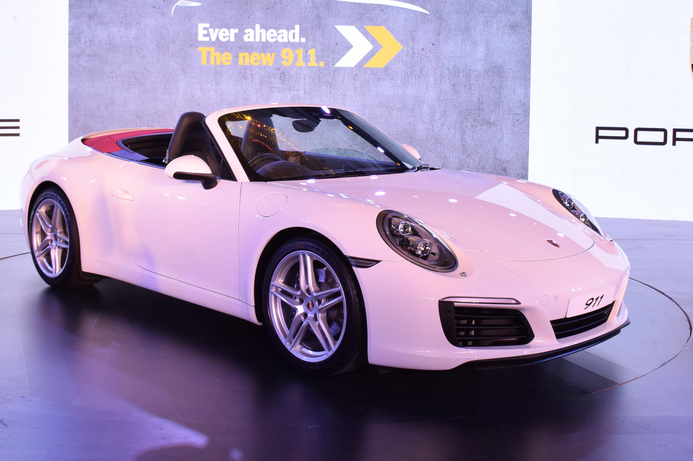 Porsche 911 gt3 rs review 2017 autocar - Updated Porsche 911 Range Launched In India At Rs 1 42 Crore Autocar India