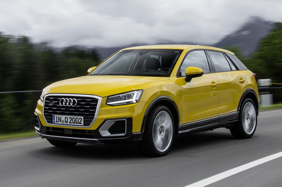 2016 audi q2 2 0 tdi review test drive autocar india. Black Bedroom Furniture Sets. Home Design Ideas