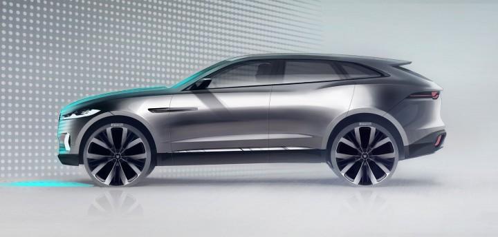 Jaguar begins work on electric SUV - Autocar India