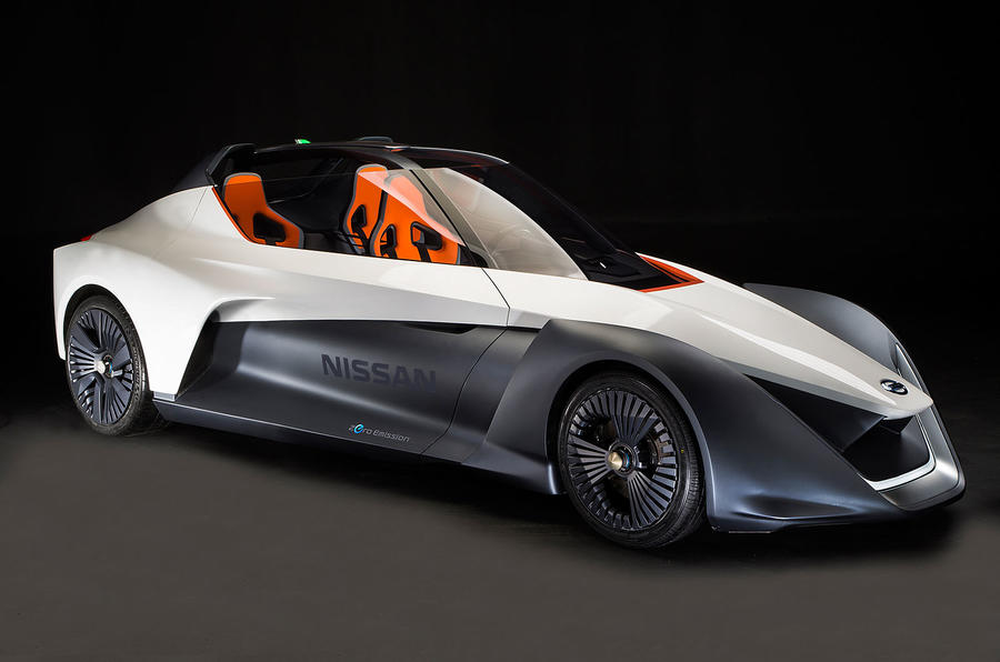 nissan could launch electric sports car by 2020