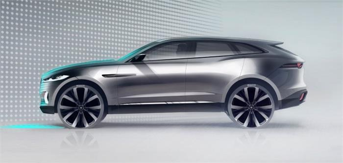 Jaguar Working On All Electric Suv Autocar India