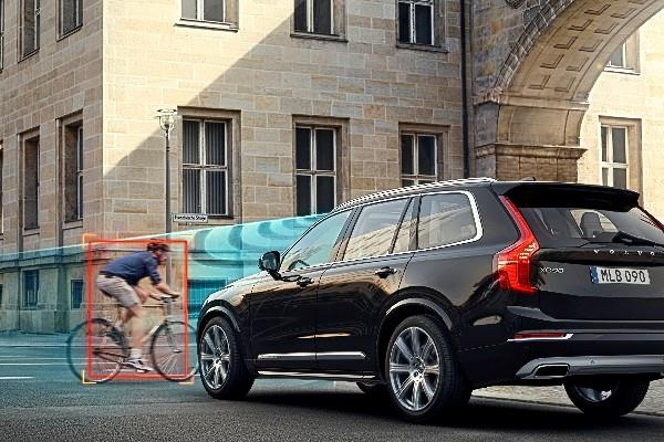 Volvo Starts Radar Based Tech War Autocar India
