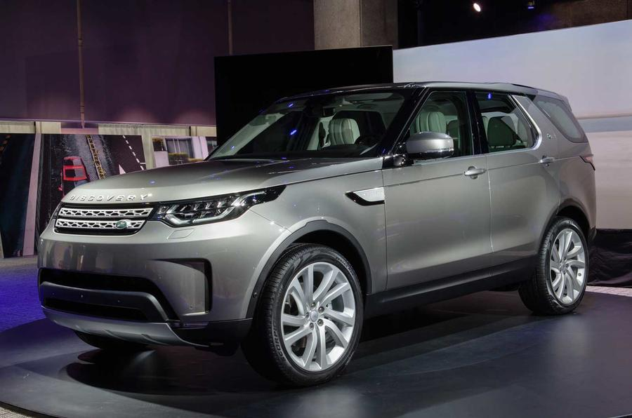 2017 Land Rover Discovery India launch date, price and equipment - Autocar India