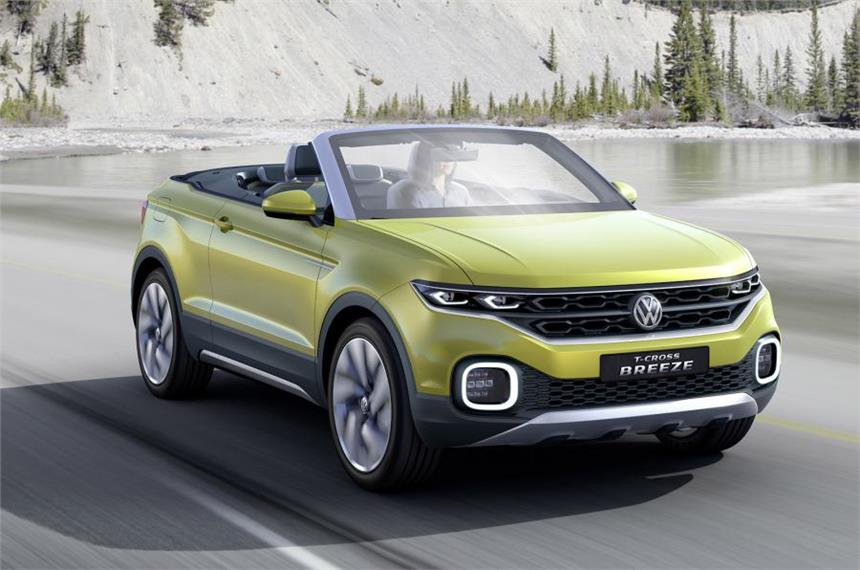 Volkswagen To Localise Compact Suv For India Autocar India