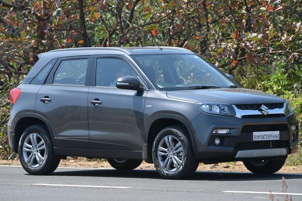 Suzuki Grand Vitara Bumper Cover