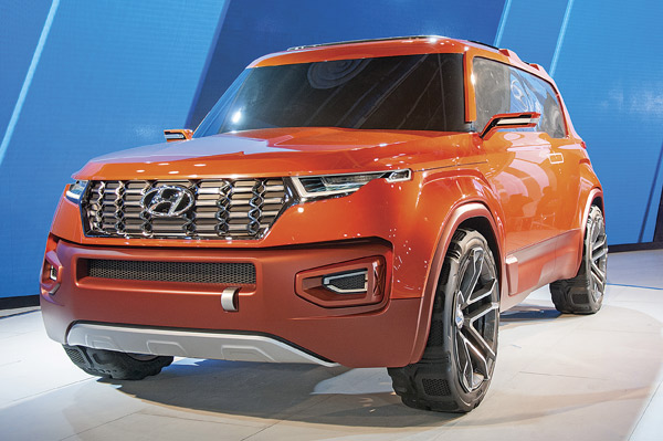 hyundai compact suv to debut in 2019 autocar india. Black Bedroom Furniture Sets. Home Design Ideas