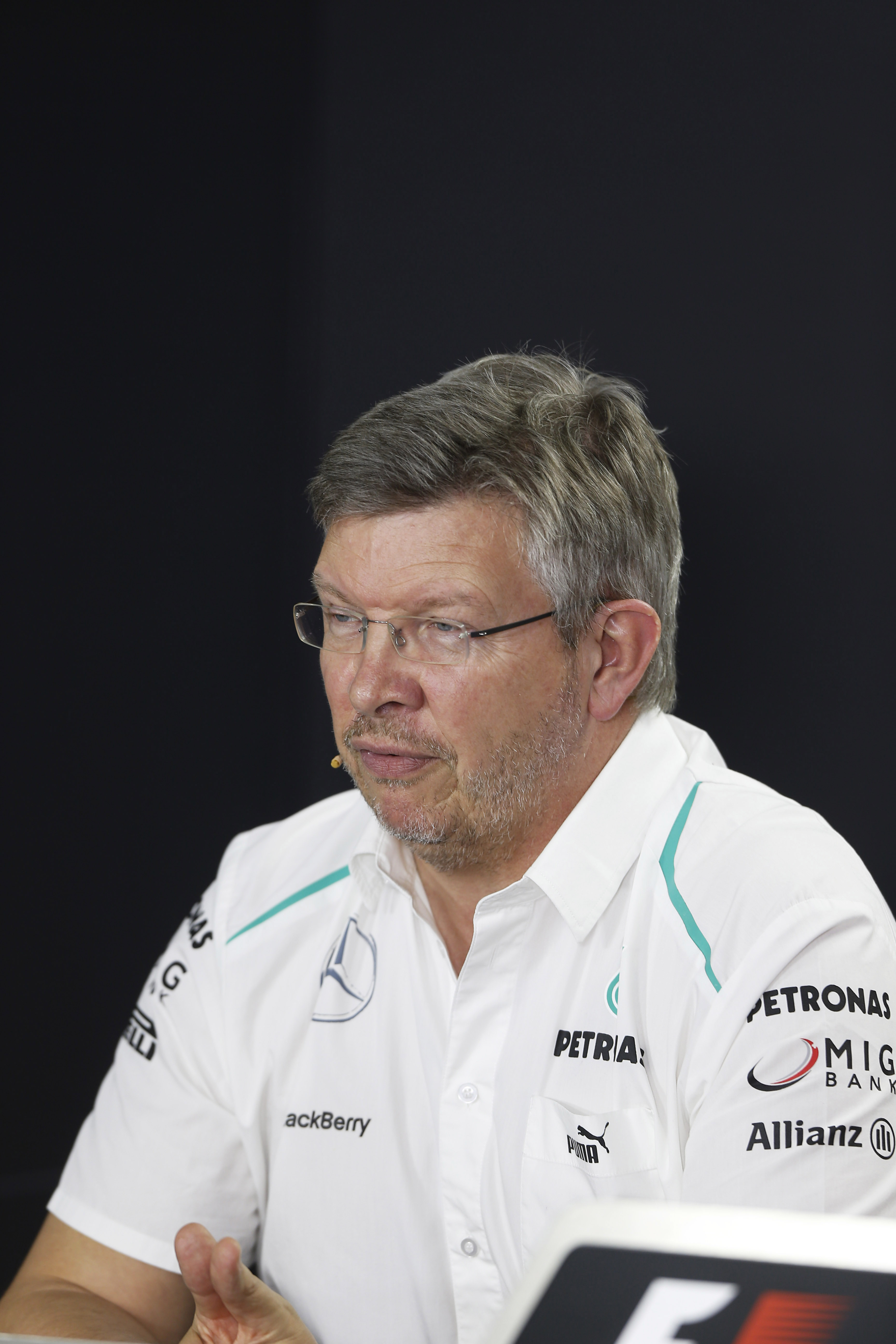 Ross Brawn returns to F1 in organisational role