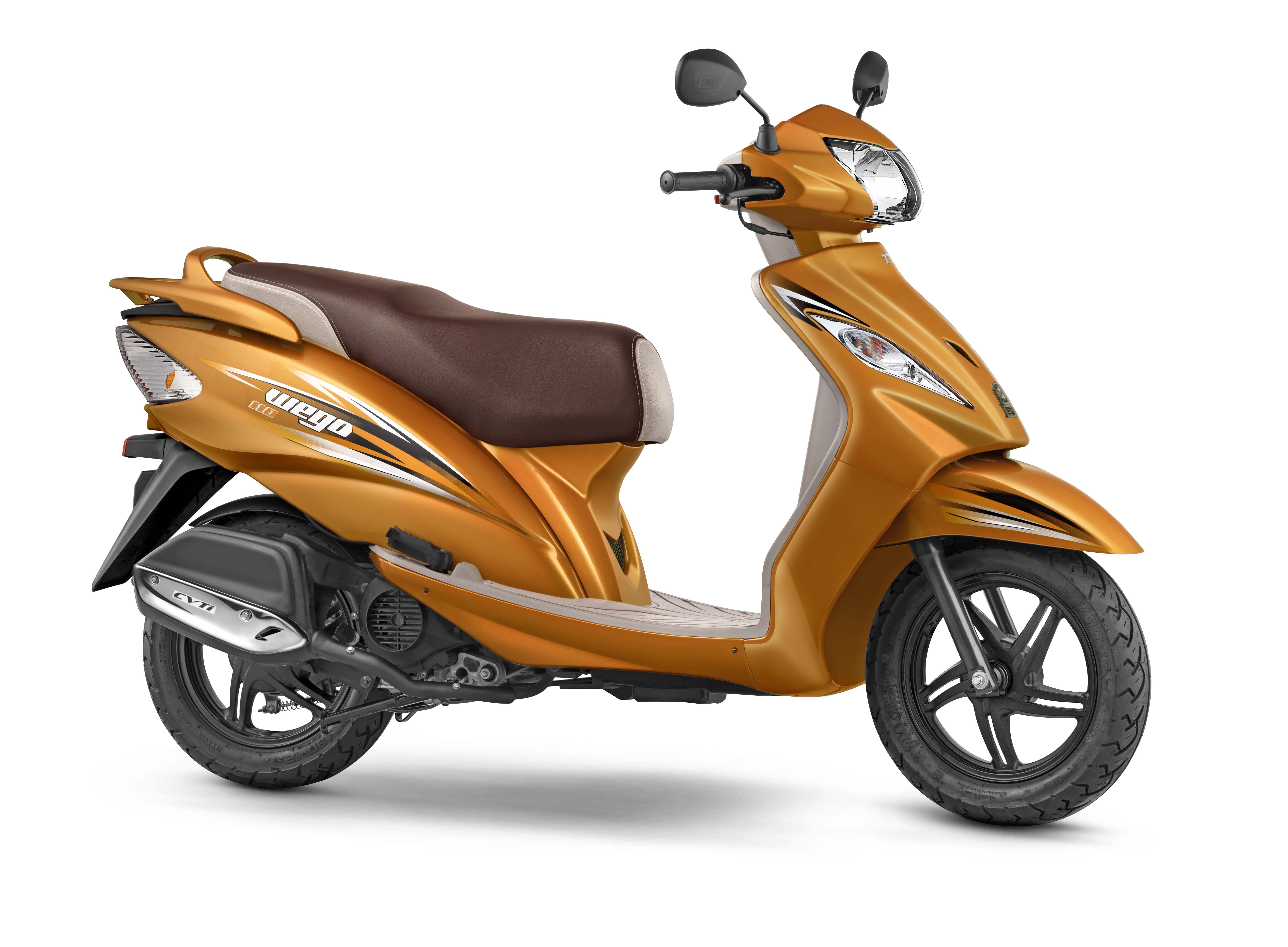 Tvs Wego Bs Iv Price Specifications Features Autocar India