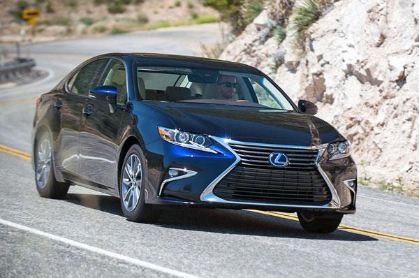 Lexus ES300h launch date, price, specifications, interior ...